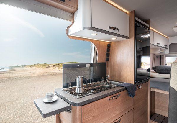 cocina autocaravana carabus 600MQ
